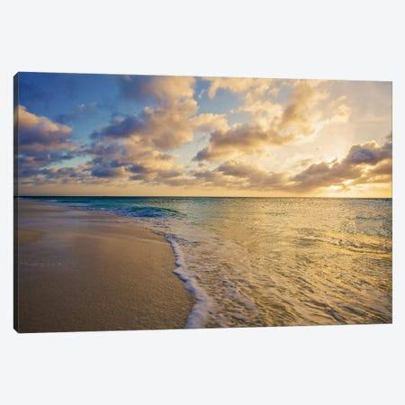 Aruba Sunset II Canvas Print #PAU122} by Mark Paulda Canvas Wall Art