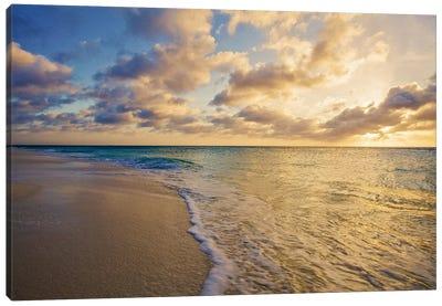Aruba Sunset II Canvas Art Print