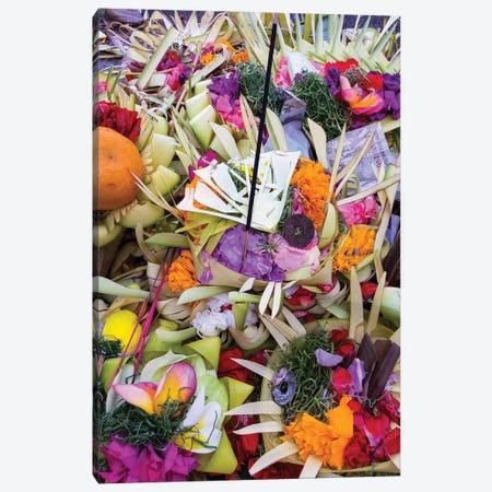Bali Offering To The Gods Canvas Print #PAU127} by Mark Paulda Art Print