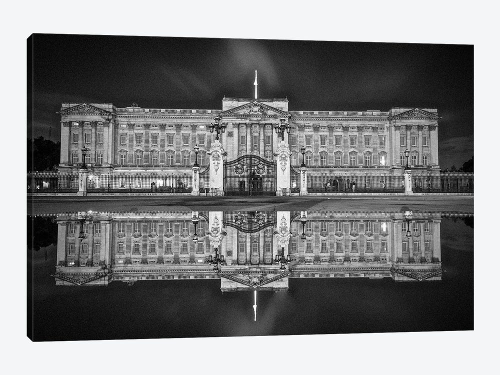 Buckingham Reflection by Mark Paulda 1-piece Canvas Art