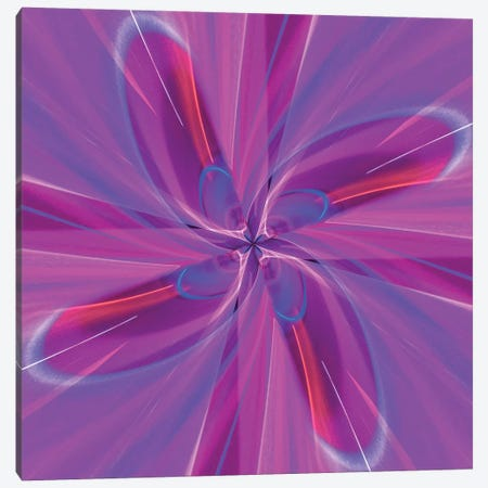 Camera Toss Abstract IV Canvas Print #PAU143} by Mark Paulda Canvas Art