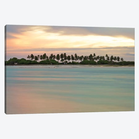 Maldives CVII Canvas Print #PAU14} by Mark Paulda Canvas Print