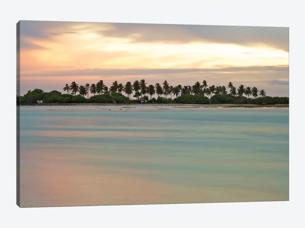 Maldives CVII by Mark Paulda 1-piece Canvas Art