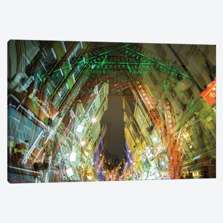 Chinatown Canvas Print #PAU154} by Mark Paulda Canvas Art