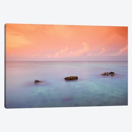 Maldives CXLIX Canvas Print #PAU15} by Mark Paulda Canvas Print