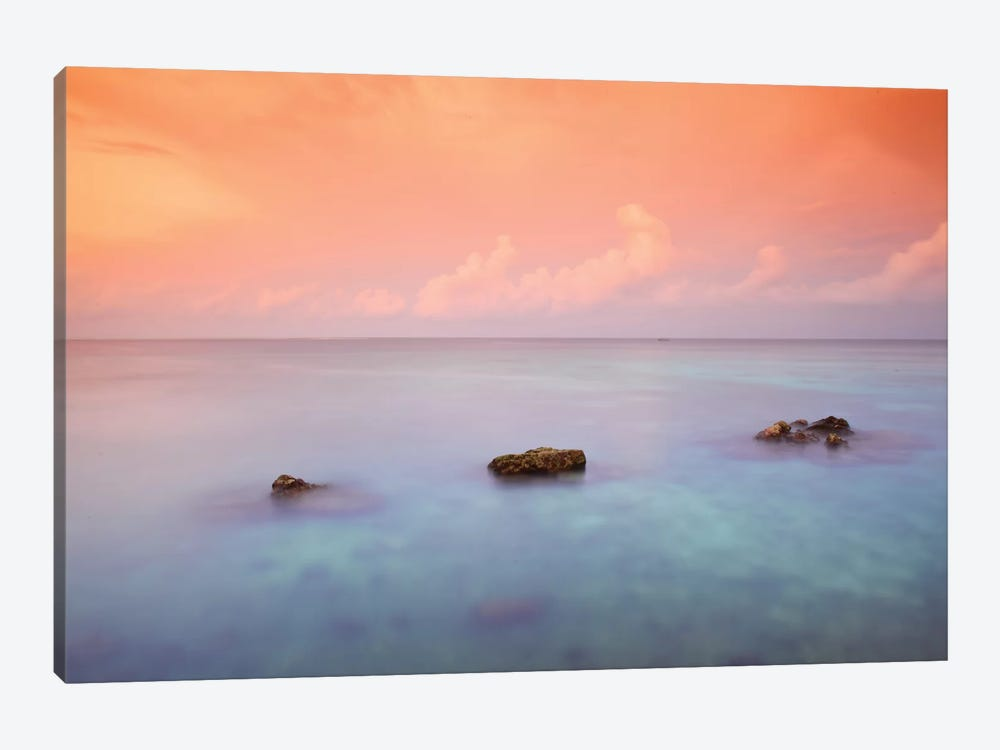 Maldives CXLIX by Mark Paulda 1-piece Canvas Print
