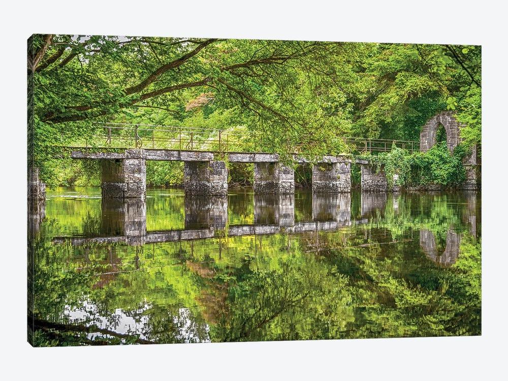 Cong Abbey - West Ireland by Mark Paulda 1-piece Canvas Print