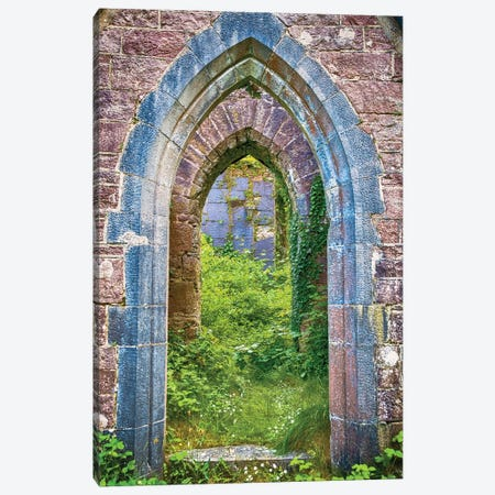 Doorway To Ireland Canvas Print #PAU166} by Mark Paulda Art Print