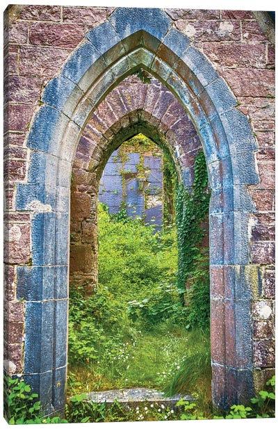Doorway To Ireland Canvas Art Print