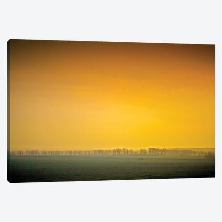 French Sunset Canvas Print #PAU172} by Mark Paulda Canvas Art Print