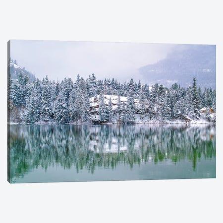 Lake Lenore Canvas Print #PAU185} by Mark Paulda Art Print