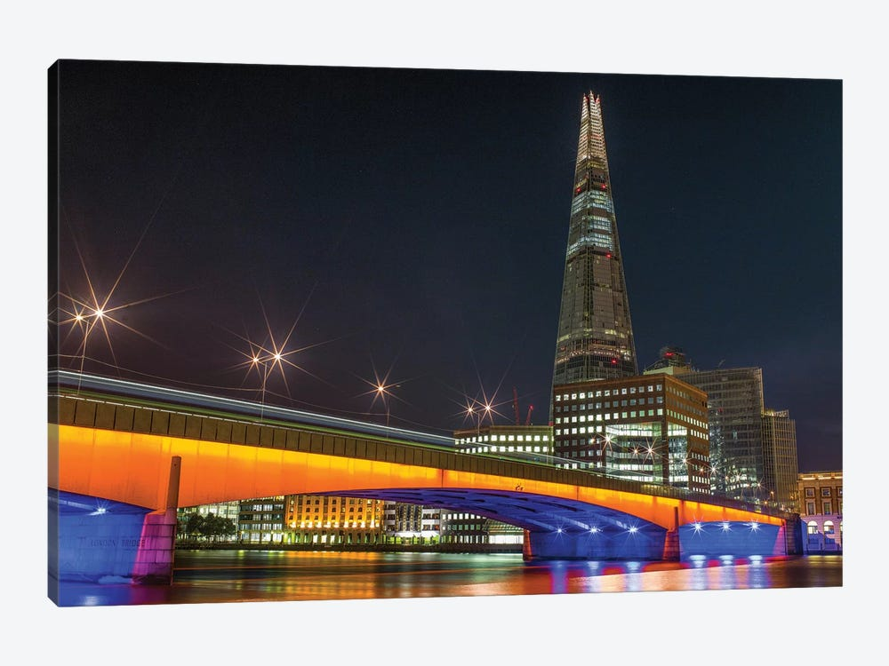 London Bridge And The Shard by Mark Paulda 1-piece Canvas Artwork