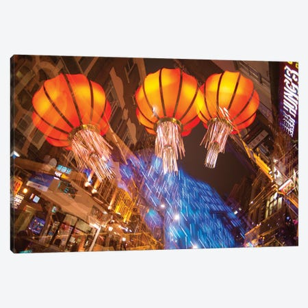 London Chinatown Canvas Print #PAU189} by Mark Paulda Canvas Artwork