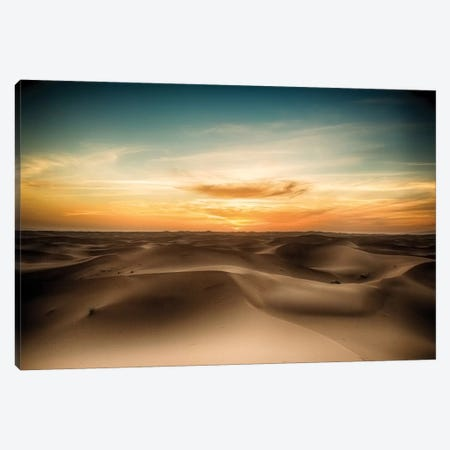 Sahara Desert LIII. Canvas Print #PAU19} by Mark Paulda Canvas Artwork