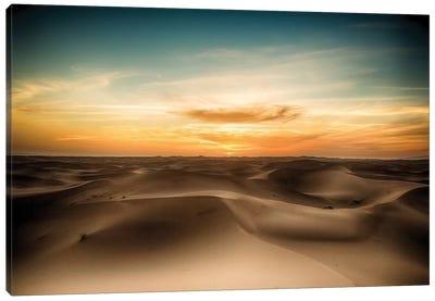 Sahara Desert LIII. Canvas Print #PAU19