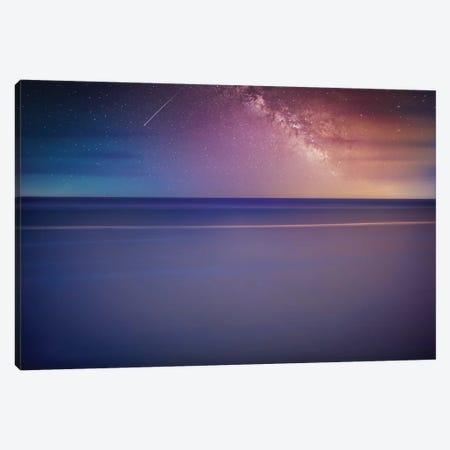Adriatic Sea Illuminated Canvas Print #PAU201} by Mark Paulda Canvas Print