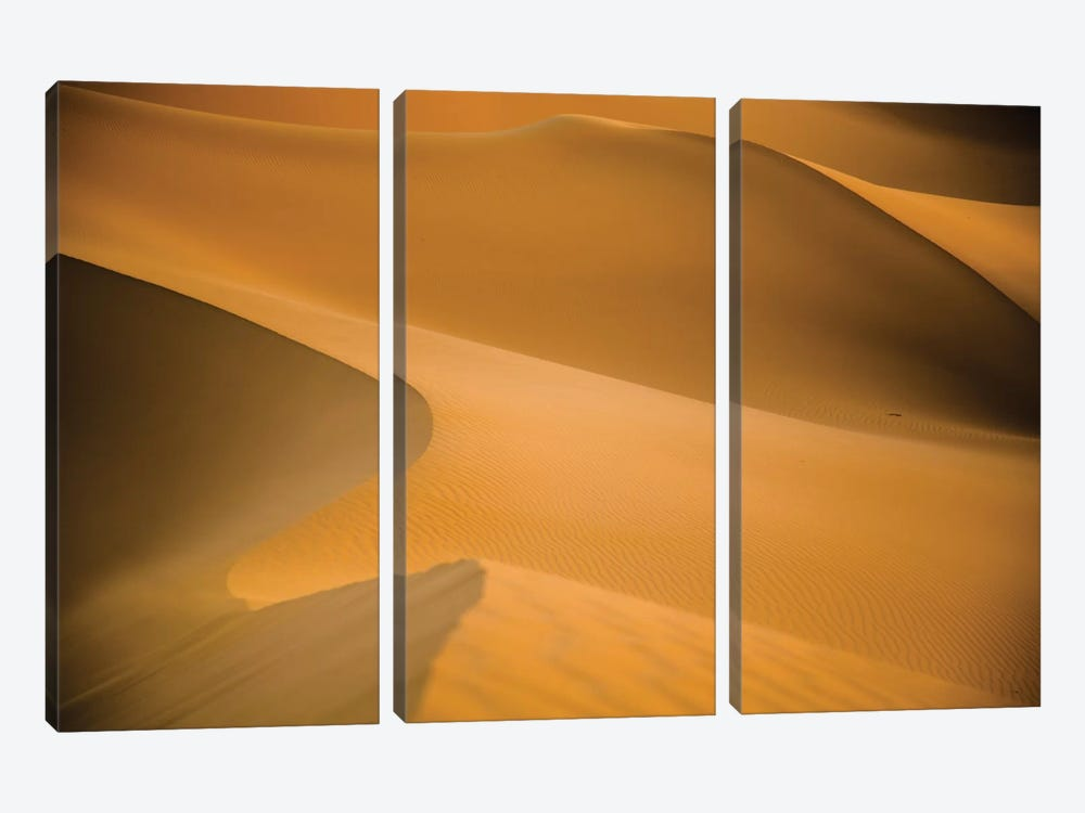 Sahara Desert XXV by Mark Paulda 3-piece Art Print