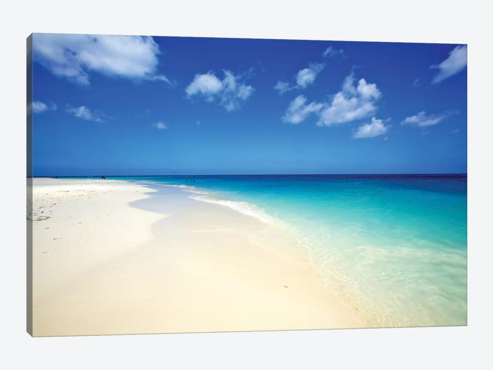 Serenity In Aruba I. by Mark Paulda 1-piece Canvas Wall Art