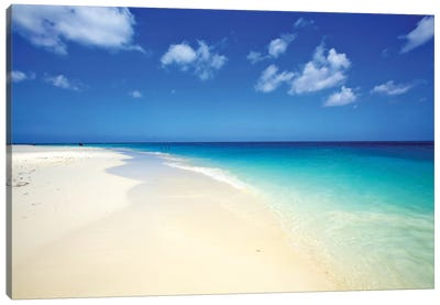Serenity In Aruba I. Canvas Art Print