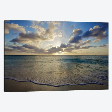 Serenity In Aruba III Canvas Print #PAU23} by Mark Paulda Canvas Art Print