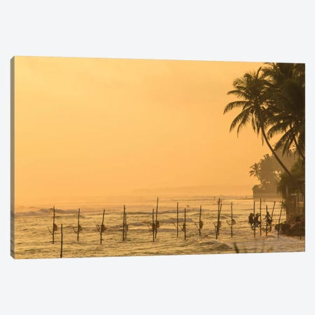Sri Lanka I Canvas Print #PAU24} by Mark Paulda Canvas Art