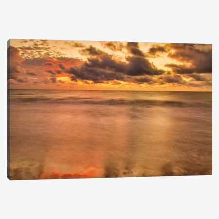 Sunset Glow Canvas Print #PAU256} by Mark Paulda Canvas Art Print