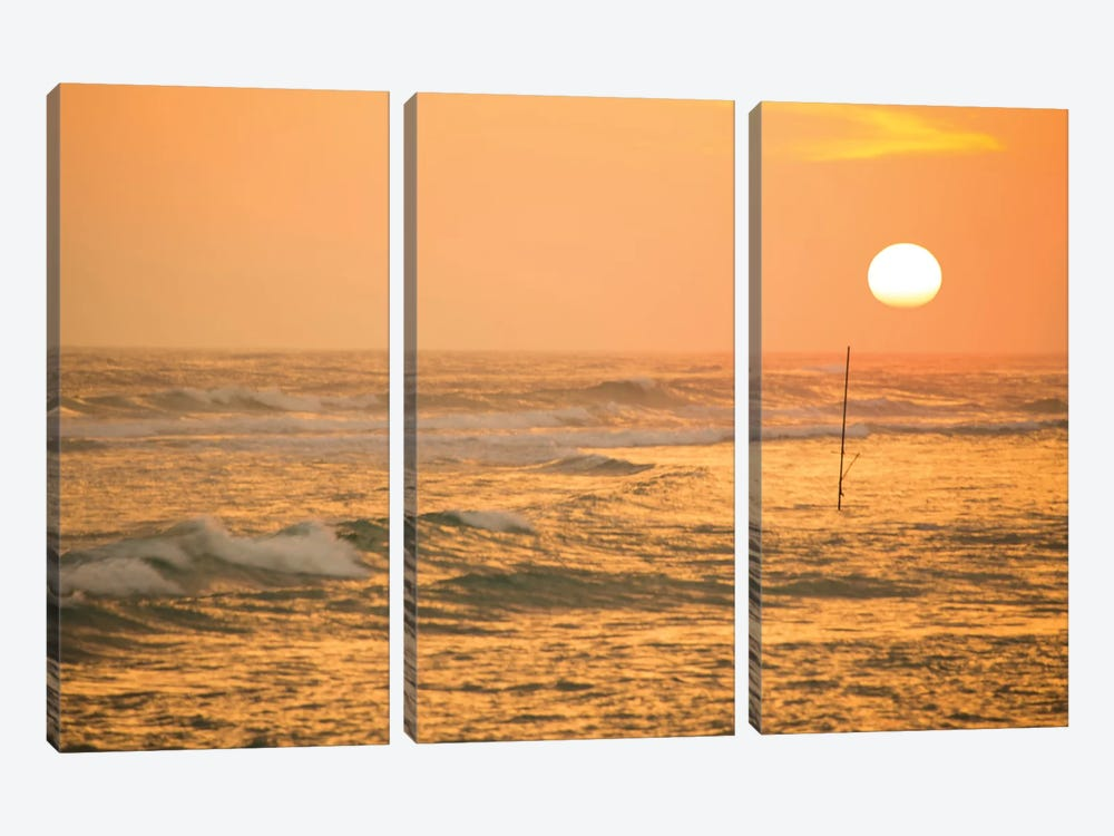 Sri Lanka II by Mark Paulda 3-piece Canvas Wall Art