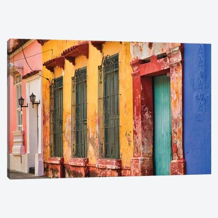 Old Cartagena Canvas Print #PAU269} by Mark Paulda Canvas Art Print