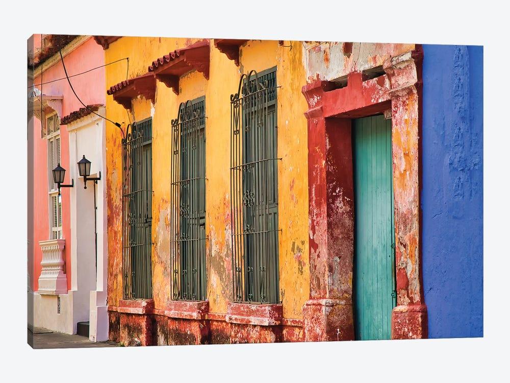Old Cartagena by Mark Paulda 1-piece Canvas Wall Art