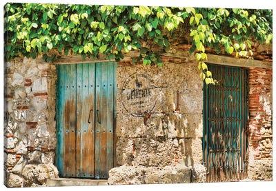 Getsemani Canvas Art Print