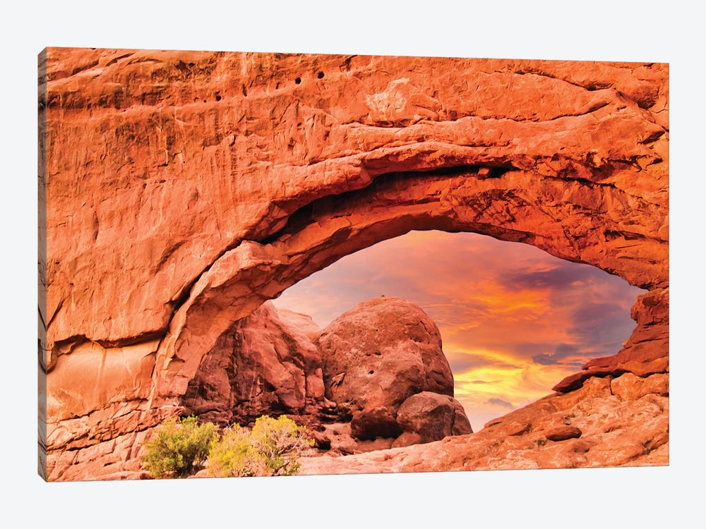 Moab by Mark Paulda 1-piece Canvas Art