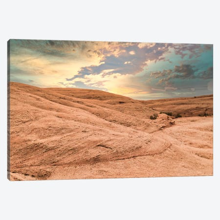 Desert Glow Canvas Print #PAU304} by Mark Paulda Canvas Print