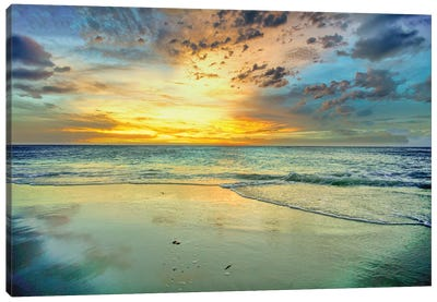 Goodnight Sunshine Canvas Art Print