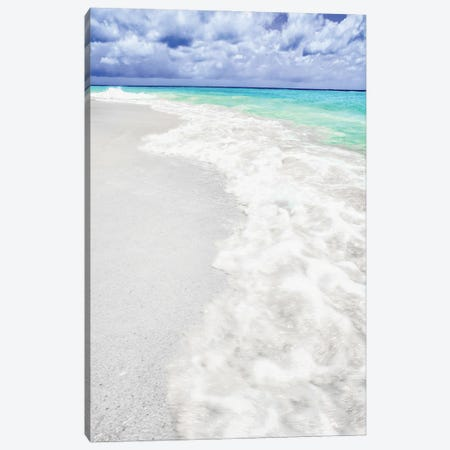 Caribbean Turquoise Canvas Print #PAU328} by Mark Paulda Canvas Wall Art