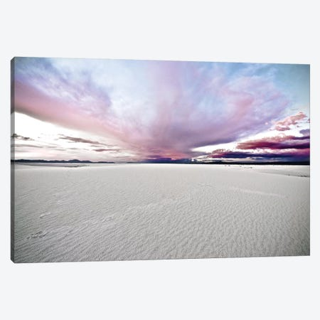 White Sands National Park III Canvas Print #PAU33} by Mark Paulda Canvas Wall Art