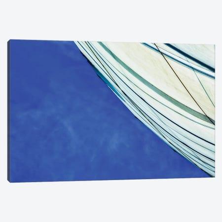 Caribbean Sail Canvas Print #PAU346} by Mark Paulda Art Print