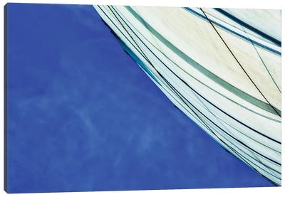 Caribbean Sail Canvas Art Print