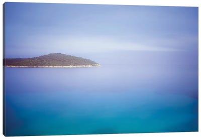 Mysterious Adriatic Canvas Art Print