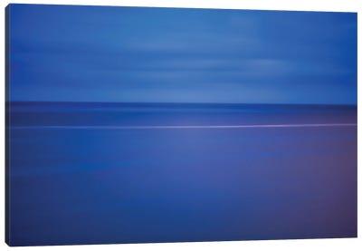 Adriatic Blues Canvas Art Print