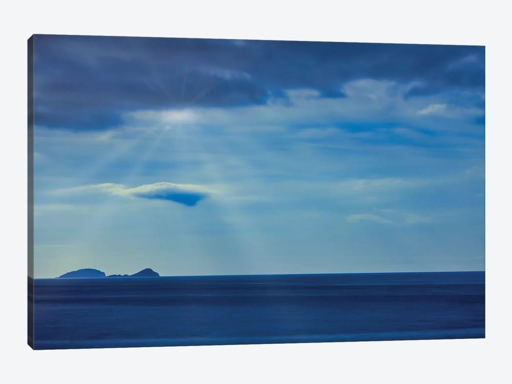 Adriatic Moon Beams by Mark Paulda 1-piece Canvas Art Print