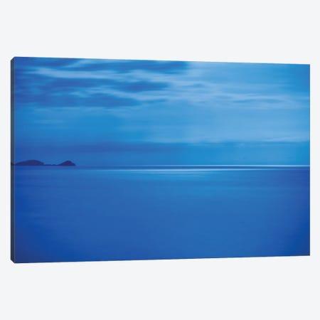 Adriatic Moon Shine Canvas Print #PAU353} by Mark Paulda Canvas Art Print