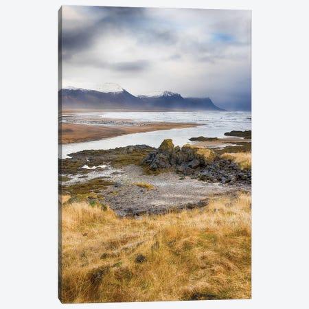 Iceland Budir II 3-Piece Canvas #PAU43} by Mark Paulda Canvas Print