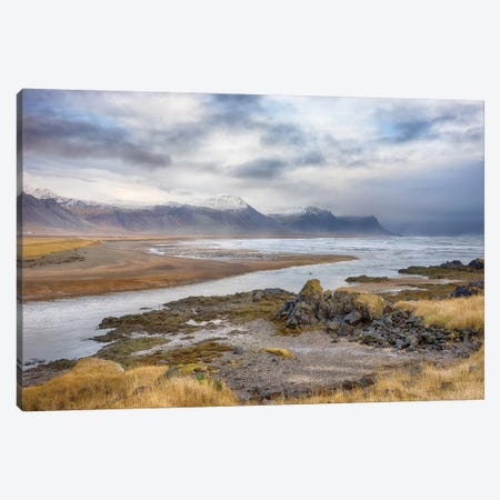 Iceland Budir I Canvas Print #PAU44} by Mark Paulda Canvas Artwork