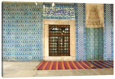 Istanbul, Turkey Mosque Canvas Art Print