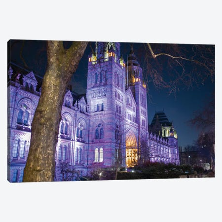 London Natural History Museum Canvas Print #PAU54} by Mark Paulda Canvas Print