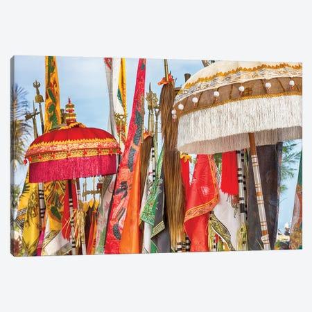 Bali Melasti Ceremony Canvas Print #PAU59} by Mark Paulda Canvas Art