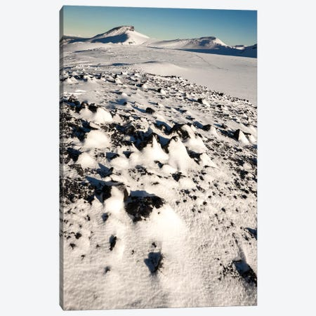 Iceland Hekla Canvas Print #PAU67} by Mark Paulda Canvas Art