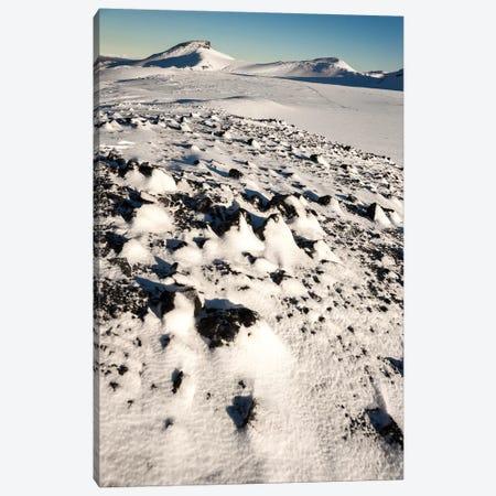 Iceland Hekla Canvas Print #PAU67} by Mark Paulda Canvas Art