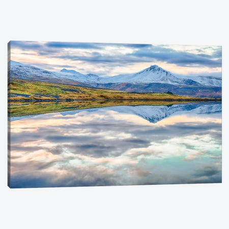 Snaefellsnesvegur, Iceland IV 3-Piece Canvas #PAU73} by Mark Paulda Canvas Wall Art
