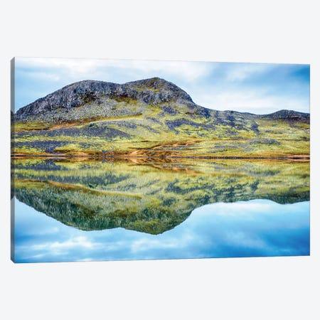 Snaefellsnesvegur, Iceland V Canvas Print #PAU74} by Mark Paulda Canvas Art Print